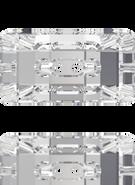 Swarovski Button 3093 MM 21,0X 11,0 CRYSTAL F(36pcs)