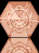 Swarovski Fancy Stone 4681 MM 14,0 LIGHT PEACH F(72pcs)