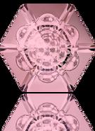 Swarovski Fancy Stone 4681 MM 14,0 CRYSTAL ANTIQUPINK F(72pcs)