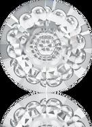 Swarovski Round Stone 1681 MM 12,0 CRYSTAL F(72pcs)