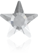 Swarovski Flat Back 2817 MM 5,0 CRYSTAL M HF(720pcs)