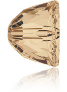 Swarovski 5542 MM 11,0 CRYSTAL GOL.SHADOW(48pcs)