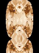Swarovski Fancy Stone 4568 MM 18,0X 13,0 CRYSTAL GOL.SHADOW F(24pcs)