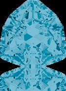 Swarovski Fancy Stone 4706 MM 17,0 AQUAMARINE F(48pcs)