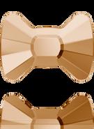 Swarovski Flat Back 2858 MM 6,0X 4,5 CRYSTAL GOL.SHADOW M HF(240pcs)