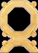 Swarovski Fancy Stone 4678/S MM 14,0 1P00CZ(48pcs)