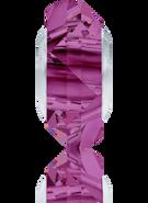 Swarovski 5929 MM 14,0 AMETHYST STEEL(12pcs)