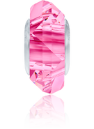 Swarovski 5929 MM 14,0 ROSE STEEL(12pcs)