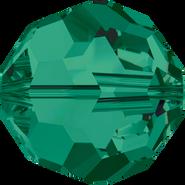 Swarovski Bead 5000 - 3mm, Emerald (205), 720pcs