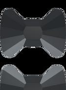 Swarovski Flat Back 2858 MM 6,0X 4,5 JET M HF(240pcs)