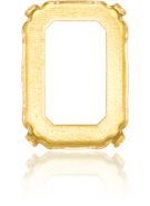 Swarovski Fancy Stone 4600/S MM 10,0X 8,0 1PH2OH(144pcs)