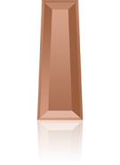 Swarovski Fancy Stone 4503 MM 4,0X 2,0 CRYSTAL ROSE GOLD F(720pcs)