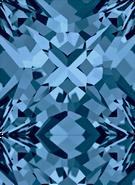 Swarovski Fancy Stone 4418 MM 6,0 MONTANA F(216pcs)