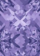 Swarovski Fancy Stone 4418 MM 6,0 TANZANITE F(216pcs)