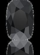 Swarovski Fancy Stone 4568 MM 14,0X 10,0 JET(72pcs)