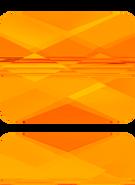 Swarovski Bead 5055 MM 10,0X 8,0 TANGERINE(72pcs)