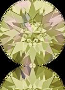 Swarovski Round Stone 1188 SS 17 CRYSTAL LUMINGREEN F(1440pcs)
