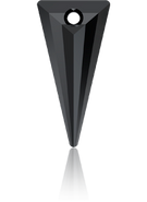 Swarovski 6480 MM 39,0 JET(16pcs)