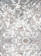 Swarovski Fancy Stone 4418 MM 6,0 CRYSTAL SILVER-PAT F(216pcs)
