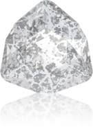 Swarovski Fancy Stone 4706 MM 17,0 CRYSTAL SILVER-PAT F(48pcs)