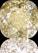Swarovski 4470 MM 10,0 CRYSTAL GOLD-PAT F(144pcs)