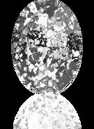 Swarovski Fancy Stone 4127 MM 30,0X 22,0 CRYSTAL BLACK-PAT F(24pcs)