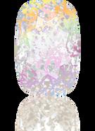 Swarovski Fancy Stone 4568 MM 14,0X 10,0 CRYSTAL WHITE-PAT F(72pcs)