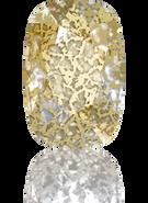 Swarovski Fancy Stone 4568 MM 14,0X 10,0 CRYSTAL GOLD-PAT F(72pcs)