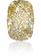 Swarovski Fancy Stone 4568 MM 18,0X 13,0 CRYSTAL GOLD-PAT F(24pcs)