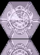 Swarovski Fancy Stone 4681 MM 14,0 SMOKY MAUVE F(72pcs)