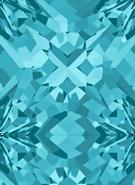 Swarovski Fancy Stone 4418 MM 6,0 AQUAMARINE F(216pcs)