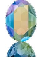 Swarovski Fancy Stone 4127 MM 30,0X 22,0 CRYSTAL PARADSH F(24pcs)
