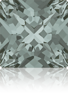 Swarovski Fancy Stone 4418 MM 6,0 BLACK DIAMOND F(216pcs)