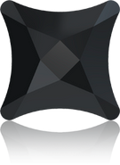 Swarovski 2494 MM 8,0 JET(144pcs)