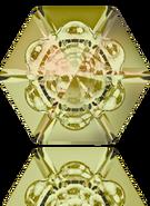 Swarovski Fancy Stone 4681 MM 18,0 CRYSTAL LUMINGREEN F(48pcs)