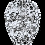 Swarovski 5750 MM 19,0 CRYSTAL BLACK-PAT(12pcs)