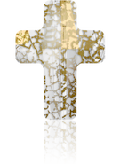 Swarovski 5378 MM 14,0 CRYSTAL GOLD-PAT(72pcs)