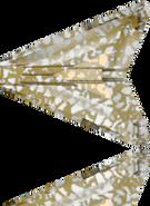 Swarovski 5748 MM 16,0 CRYSTAL GOLD-PAT(48pcs)