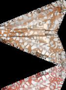 Swarovski 5748 MM 16,0 CRYSTAL ROSE-PAT(48pcs)