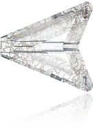 Swarovski 5748 MM 16,0 CRYSTAL SILVER-PAT(48pcs)