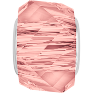 Swarovski 5928 MM 14,0 BLUSH ROSE STEEL(12pcs)