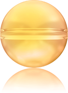 Swarovski Bead 5028/4 MM 8,0 CRYSTAL METSUNSH(144pcs)