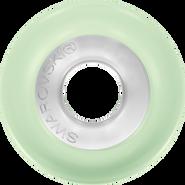 Swarovski Pearl 5890 MM 14,0 CRYSTAL PAGREENPRL STEEL(12pcs)