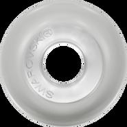 Swarovski Pearl 5890 MM 14,0 CRYSTAL PAGREYPRL STEEL(12pcs)