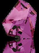 Swarovski Fancy Stone 4923 MM 38,0X 33,0 CRYSTAL VOLC F(6pcs)