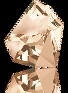 Swarovski Fancy Stone 4923 MM 38,0X 33,0 CRYSTAL GOL.SHADOW F(6pcs)