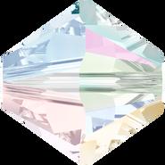 Swar Crystal Bead 5328 - 3mm, Crystal Aurore Boreale (001 AB)