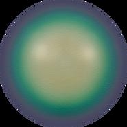 Swarovski Pearl 5818 MM 4,0 CRYSTAL SCARABAEUS GREEN PRL(500pcs)