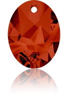Swarovski Pendant 6911 MM 26,0 CRYSTAL RED MAGMA(20pcs)