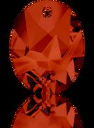 Swarovski Pendant 6911 MM 36,0 CRYSTAL RED MAGMA(9pcs)